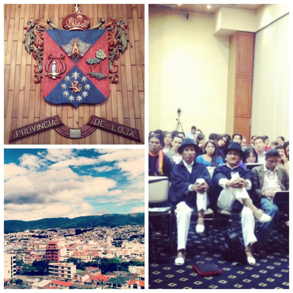 Loja, Ecuador- Conectándonos Ecuador