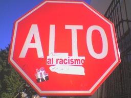 Racismo entre iguales