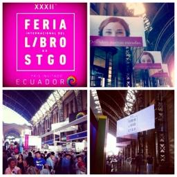 Feria Internacional del Libro de Santiago 2012